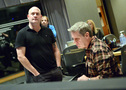 Composer Trevor Morris and recording mixer Jim Hill