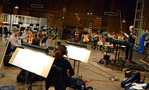 Composer/conductor Trevor Morris and the Hollywood Studio Symphony