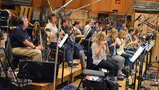 The woodwind section