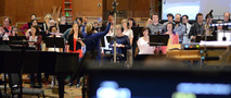 The choir performs on <i>Star Trek Beyond</i>