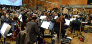 The Hollywood Studio Symphony performs on <i>Star Trek Beyond</i>