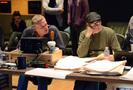 Composer John Ottman and supervising orchestrator Rick Giovinazzo