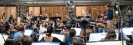 The Hollywood Studio Symphony performs on <em>War for the Planet of the Apes</em>