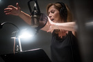 Vocalist Lara Fabian