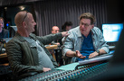 Composer Tom Holkenborg and scoring mixer Alan Meyerson discuss a cue