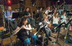 The woodwind section performs on <em>The Dark Tower</em>