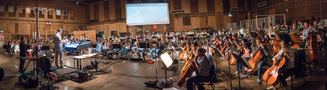 Composer/conductor Rolfe Kent and the Hollywood Studio Symphony on <em>Downsizing</em>