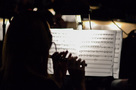 Sara Andon performs piccolo on <em>The Fate of the Furious</em>