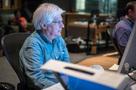 Music editor Tom Carlson