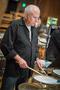 Percussionist Dan Greco