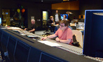 Orchestrator Tim Simonec and scoring mixer Alan Meyerson