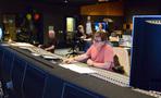 Orchestrator Tim Simonec and scoring mixer Alan Meyerson