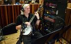 Banjo player George Doering