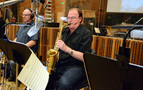 Dan Higgins performs on Alto Saxophone