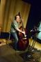 Chuck Berghofer performs on bass