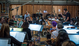 Ramin Djawadi conducts the Hollywood Studio Symphony strings