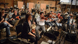 The violin section on <em>Pirates of the Caribbean: Dead Men Tell No Tales</em>