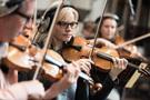 Violinist, London Metropolitan Orchestra