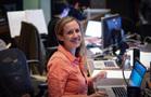 Assistant music editor Allegra de Souza