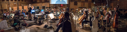 Composer Pinar Toprak conducts the Hollywood Studio Symphony on her score for <i>The Tides of Fate</i>