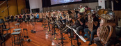 The brass section on <em>Transformers: The Last Knight</em>