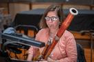 Bassoonist Rose Corrigan