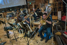 The low brass ensemble for <em>The Darkest Minds</em>