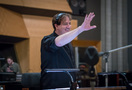 Orchestrator/conductor Tim Williams