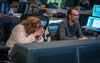Fox Music executive Rebecca Morellato and scoring mixer Gustavo Borner were in disbelief during the choir session