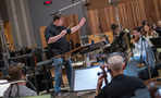 Conductor/orchestrator Tim Williams and the Hollywood Studio Symphony perform on <em>Deadpool 2</em>