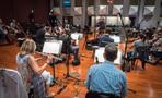 Blake Neely and the Hollywood Studio Symphony perform on <em>Deception</em>