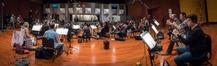 The Hollywood Studio Symphony performs on <em>Deception</em>