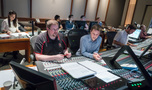 Orchestrator Brad Ritchie and co-composer Nathan Blume