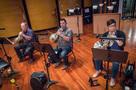 The French horns perform on <em>Deception</em>