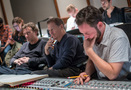 Co-director Jonathan Goldstein, composer Cliff Martinez and scoring mixer Greg Hayes