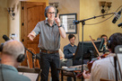 Composer Jeff Beal was thrilled to conduct the finale score to <em>House of Cards</em>