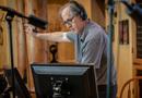 Composer Jeff Beal recording his score to <em>House of Cards</em>