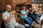 The trumpet section on <em>Maze Runner: The Death Cure</em>