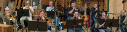 The brass section records a cue for <em>Maze Runner: The Death Cure</em>