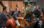 The basses perform on <em>Maze Runner: The Death Cure</em>