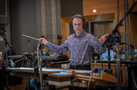 Conductor Gavin Greenaway