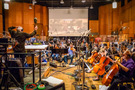 Nick Glennie-Smith conducts <em>Ralph Breaks the Internet</em>