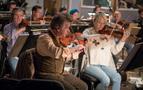 Violinists Bruce Dukov and Katia Popov