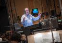 Conductor/orchestrator Nicholas Dodd conducts the Hollywood Studio Symphony on <em>Rampage</em>