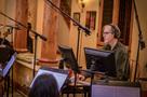 Composer Jeff Beal preps the next take