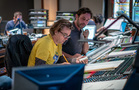 Composer Heitor Pereira and scoring mixer Greg Hayes