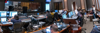 Inside the control room at Warner Bros.