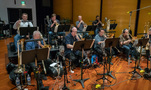 The brass section on <em>Smallfoot</em>