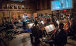 Pete Anthony conducts the Hollywood Studio Symphony on <em>Tag</em>