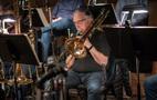 Trombonist Bill Reichenbach
